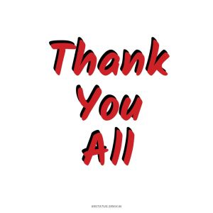 Thank You All Images full HD free download.