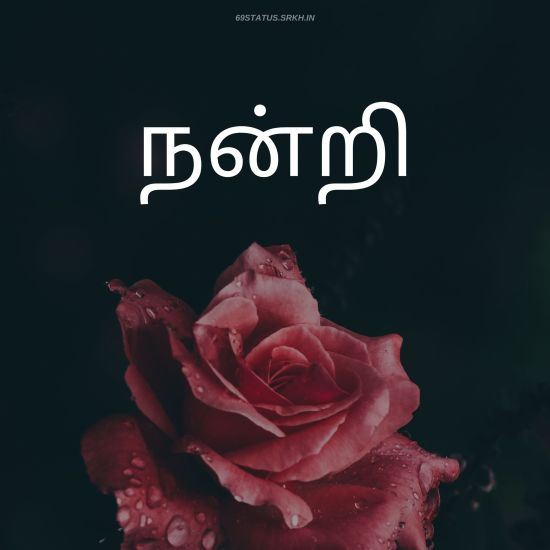 Thank You Images in Tamil HD