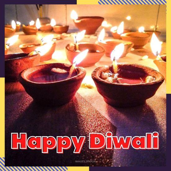 Diwali Diya hd picture