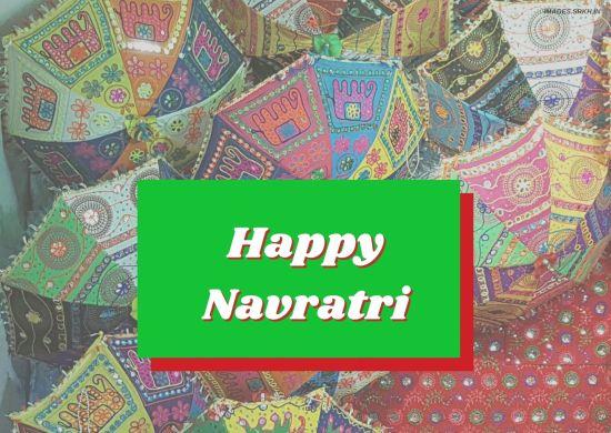 Navratri Colourful Pic