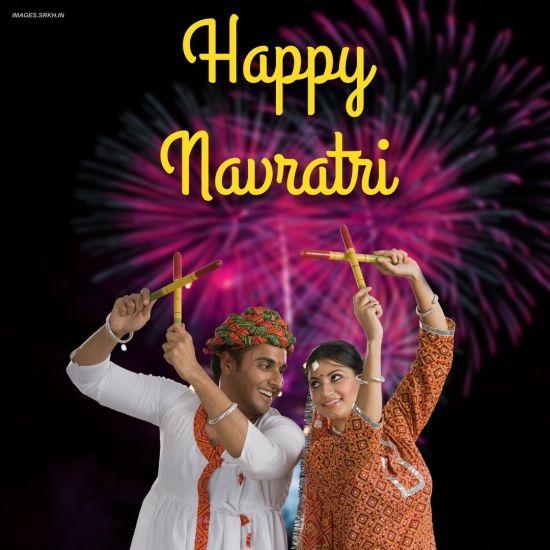 Navratri Dandiya Images