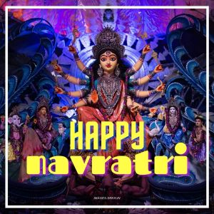 Navratri Ki Image full HD free download.