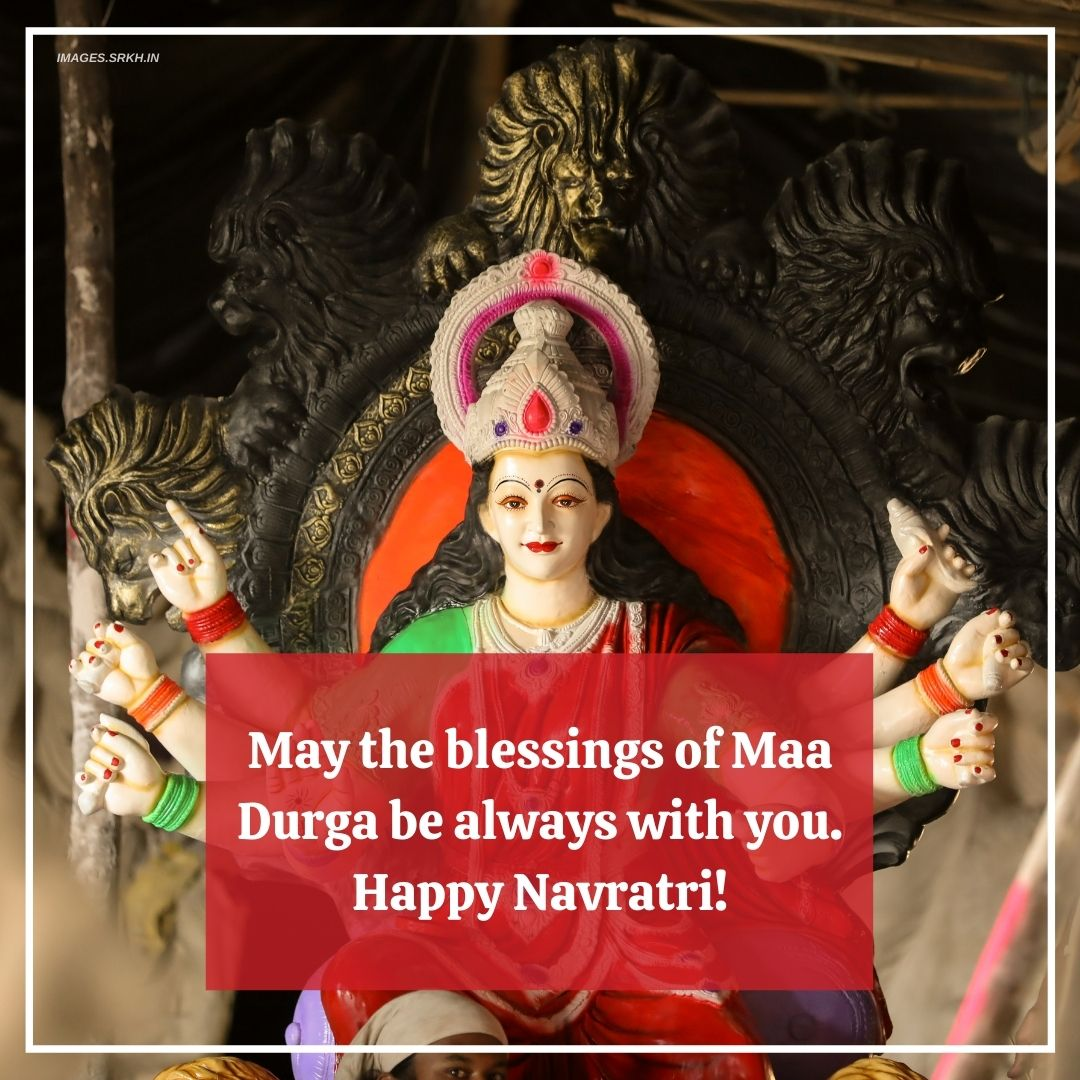 Navratri Quotes In Hindi With Images full HD free download.