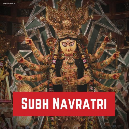 Subh Navratri Images