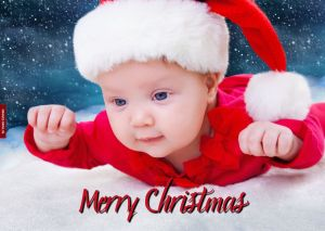 Christmas Baby Images full HD free download.