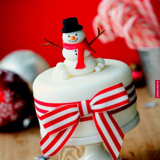 Christmas Cakes Images