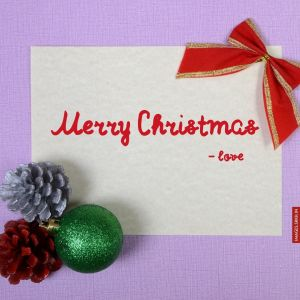 Christmas Card Image full HD free download.