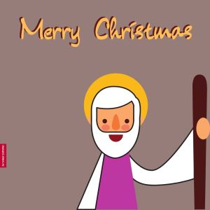 Christmas Father Images full HD free download.