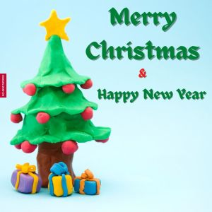Merry Christmas And Happy New Year Images full HD free download.