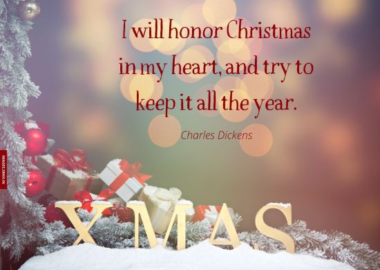 Merry Xmas Images With Quotes