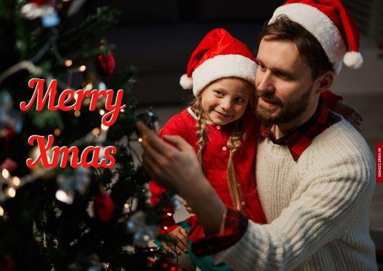 Xmas Father Images