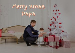 Xmas Papa Images full HD free download.