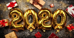 Happy New Year 2020 Background full HD free download.