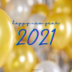 Happy New Year 2021 Image in HD full HD free download.