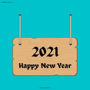 Happy New Year 2021 Png full HD free download.