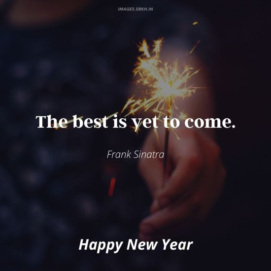 Happy New Year 2021 Quotes in FHD