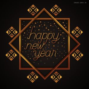 Happy New Year Font full HD free download.
