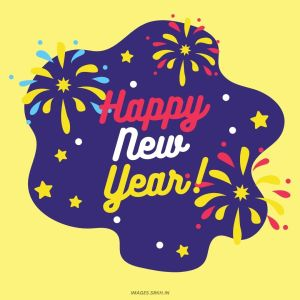Happy New Year Png in FHD full HD free download.