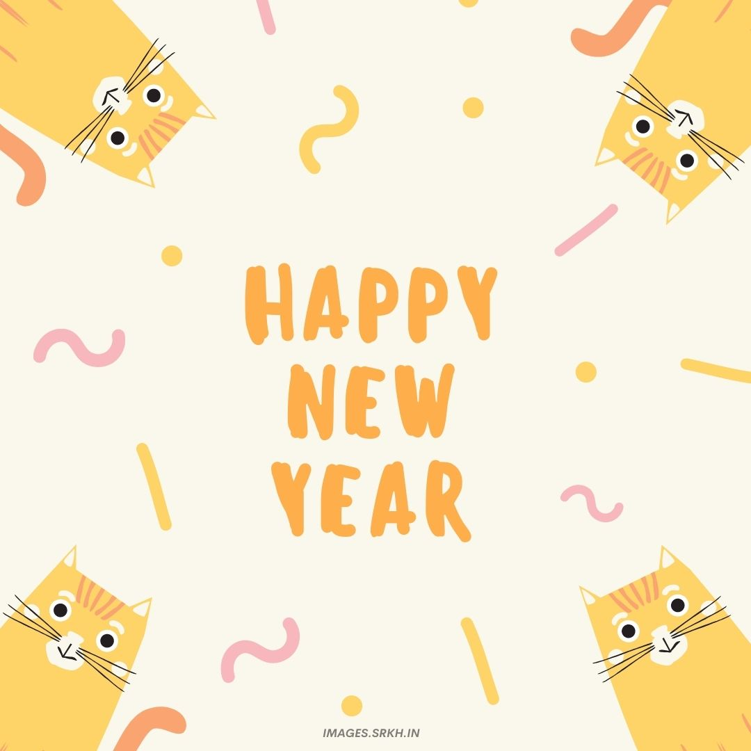 Happy New Year Wishes For Friends full HD free download.