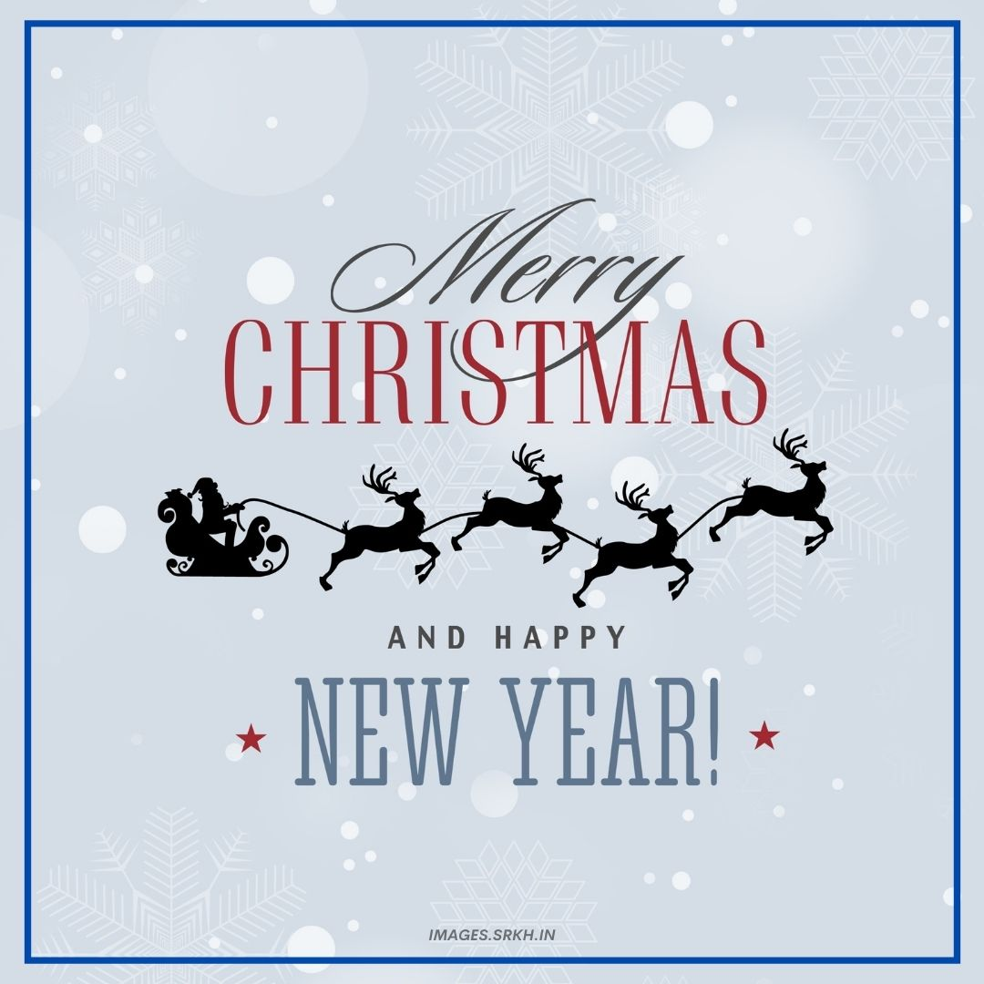 Merry Christmas And Happy New Year full HD free download.