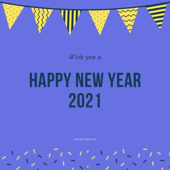 Wish You Happy New Year in HD