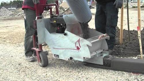 machine a bordure