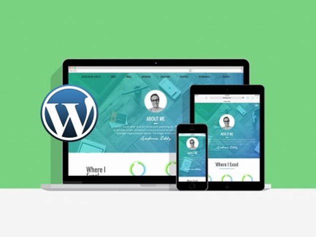 0a982302270be95c5d97d72914600bb63486012e_main_hero_image Learn WordPress by Building 2 Responsive Websites for $9 Android