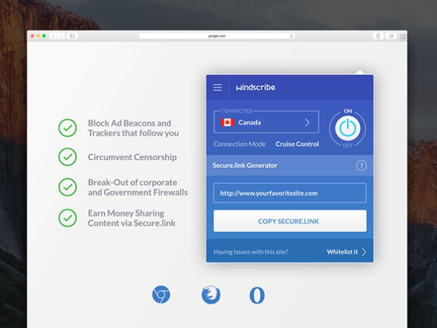 Windscribe VPN: 1-Yr Pro Subscription for
