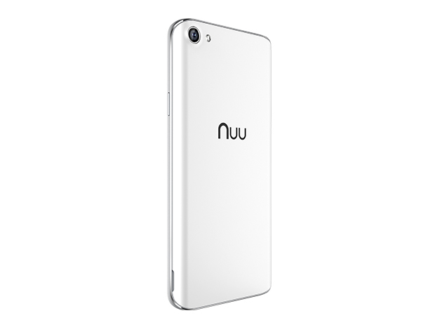 """9db04ddf7177c7016f3f9e99dde71534ae11ec99_main_hero_image Nuu Mobile X4 5"""" HD Unlocked Android Smartphone (White) for $129 Android"""