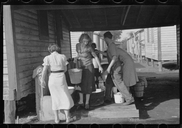 Belle Glade, Florida — January 1937