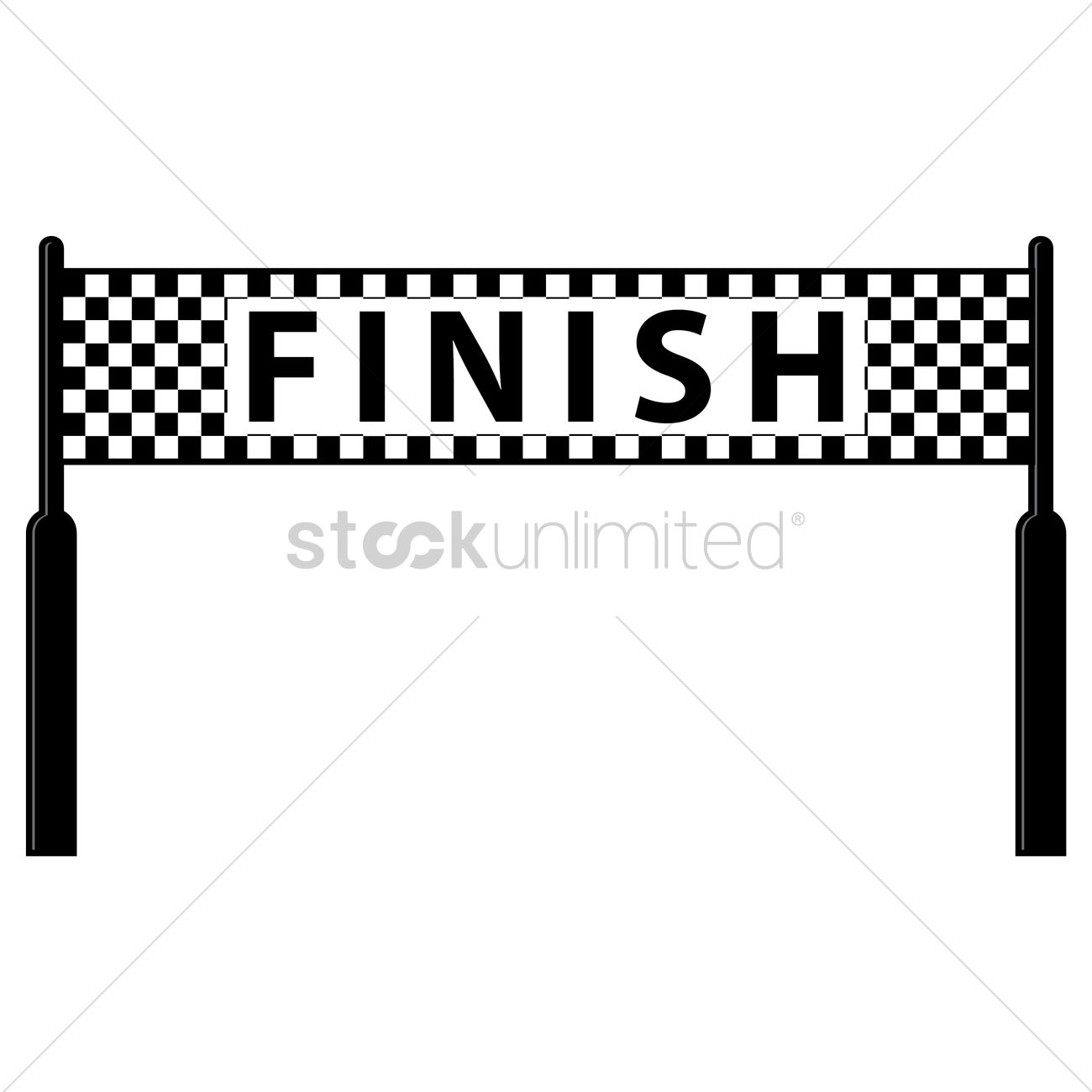 Race Car Banner Printable