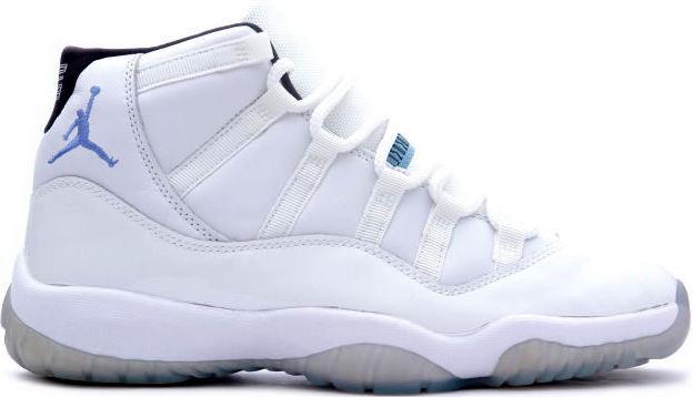 Jordan 11 OG Columbia (1996) - 130245-141