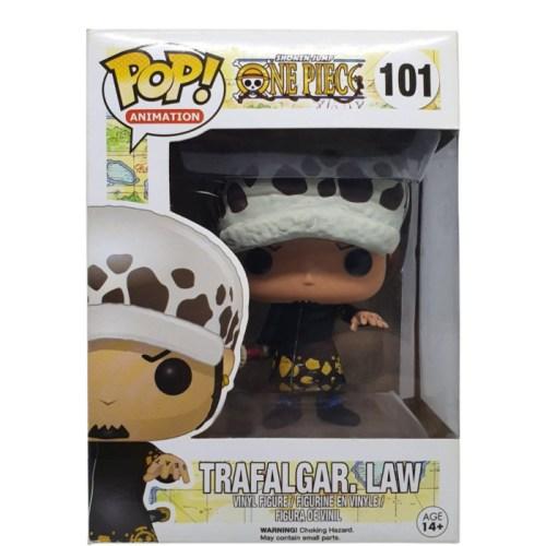 funko pop animation one piece trafalgar law figure 101