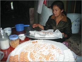 Bánh trôi Bằng Giang