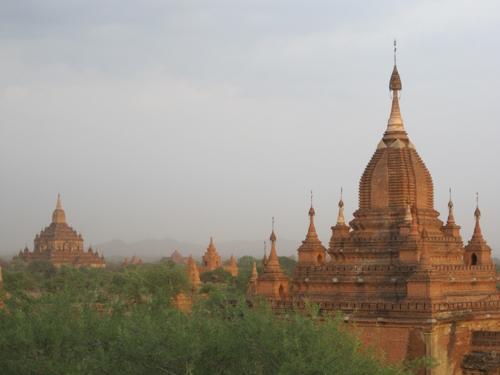 Chùa cổ Myanmar
