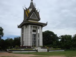 Đài tưởng niệm Choeung Ek