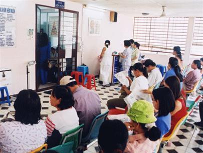 Phòng khám hiếm muộn - Bệnh viện Từ Dũ