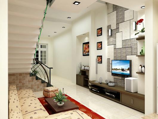 Phân chia không gian sống theo số người trong nhà - Archi