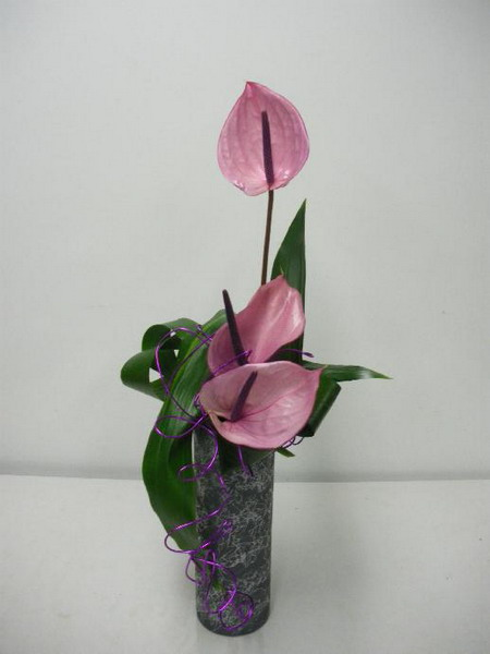 Tự tay cắm hoa làm đẹp tổ ấm - Archi