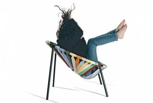 Chiếc ghế đàn hồi Lastika - Archi