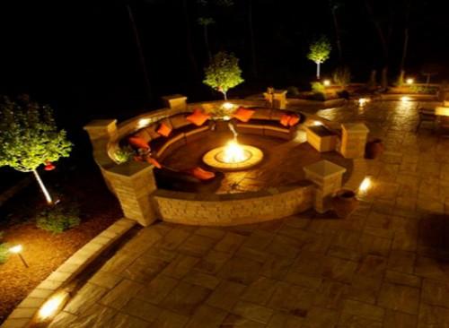 Chọn đèn đêm cho khu vườn của bạn - Archi