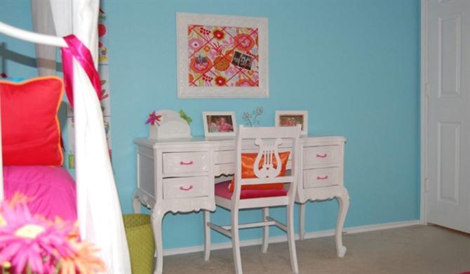Bí quyết sắp xếp và trang trí phòng của công chúa nhỏ - Archi