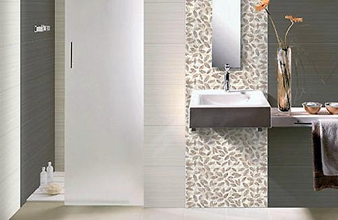 Chọn gạch ốp lát phòng tắm đúng cách - Archi