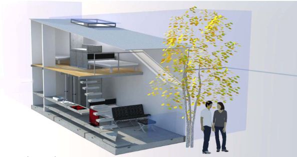 Công ty CP K95: Thành công cuộc thi Thiết kế nhà tình thương - Archi