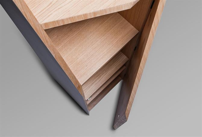 Cutline, nội thất đẹp giản đơn và cá tính - Archi
