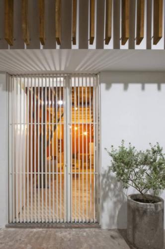 Thiết kế không gian thoải mái cho nhà phố diện tích 27m2 - Archi