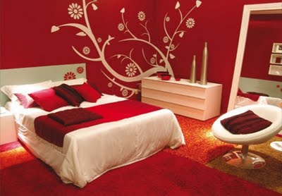Phong thủy màu sắc phòng ngủ vợ chồng - Archi