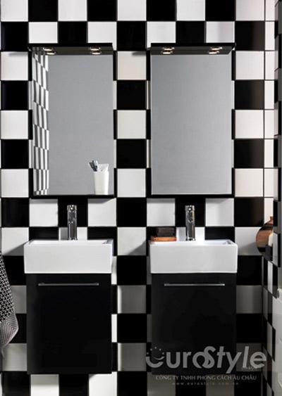 Lựa chọn tủ chậu cho phòng tắm - Archi