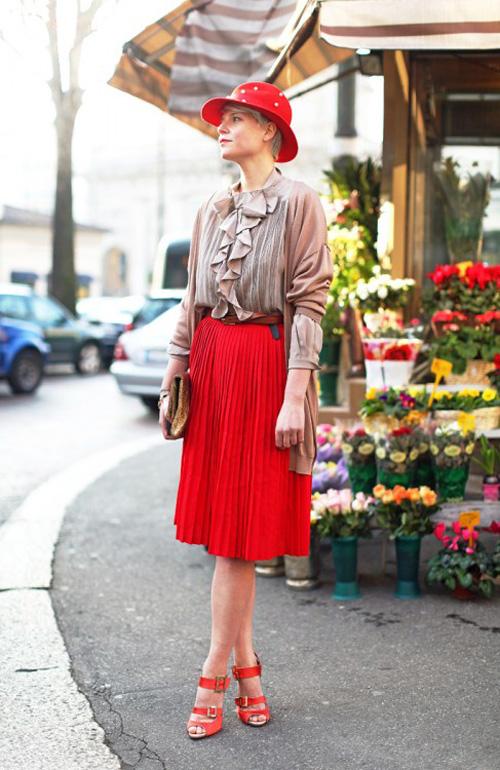 Hè 2012, váy maxi mặc thế nào mới sành điệu? - 4