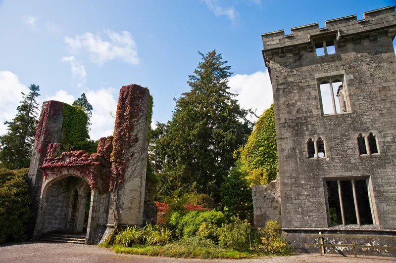 Armadale Castle on Isle of Skye